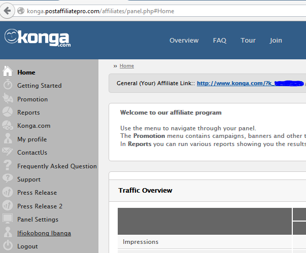 How to Promote Konga Affiliate Products on Facebook, Twitter, Google+ and LinkedIn