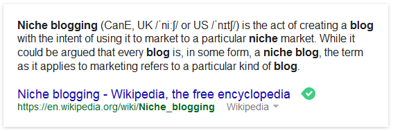 How to Find a Profitable Blogging Niche - niche blogging