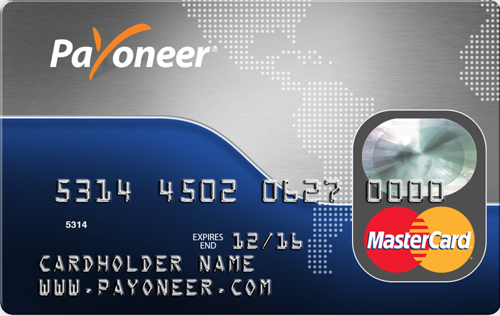Make Money Online with Payoneer Affiliate in Nigeria - Payoneer ATM