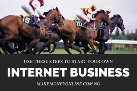 Stop Reading; Use these Steps to Start Your Own Internet Business Now