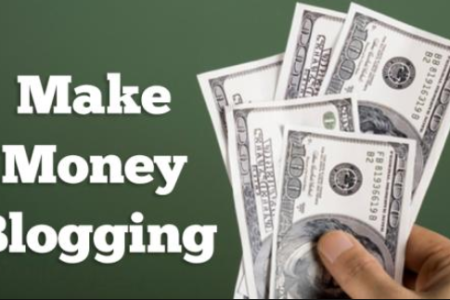 Make Money Blogging: 16 Step by Step Blueprints For Success