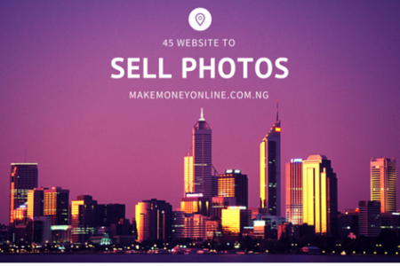 45 Websites to sell photos online and make money