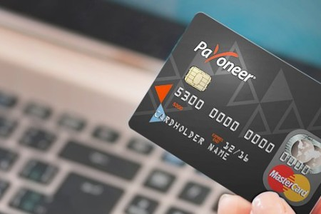 3 Steps to Receive your Payoneer MasterCard in NIGERIA