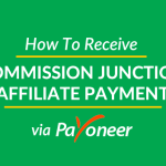 How to Receive Payments from Commission Junction with Payoneer