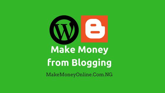 15 Ways to Make Money from Blogging 2016/2017