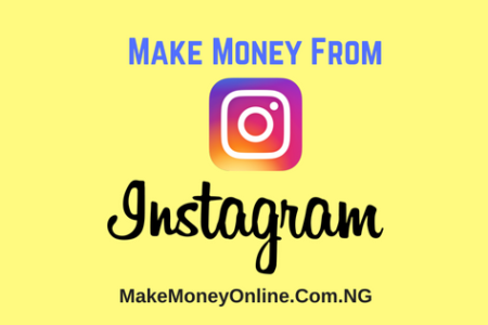 How to Make Money from Instagram by Uploading Photos
