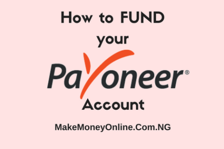 3 Ways to Fund your Payoneer MasterCard Account
