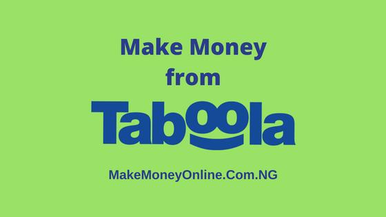 Taboola.com: How to Make Money from Taboola Sponsored Links