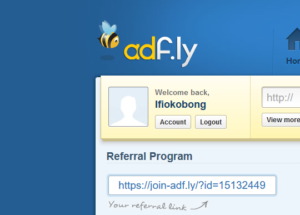 Adf.ly: How to Make Money from Adfly Shortened Links and Affiliate