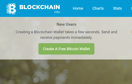 13 Steps to Create a Bitcoin Wallet with Blockchain ad get your Address