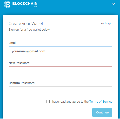 blockchain-signup