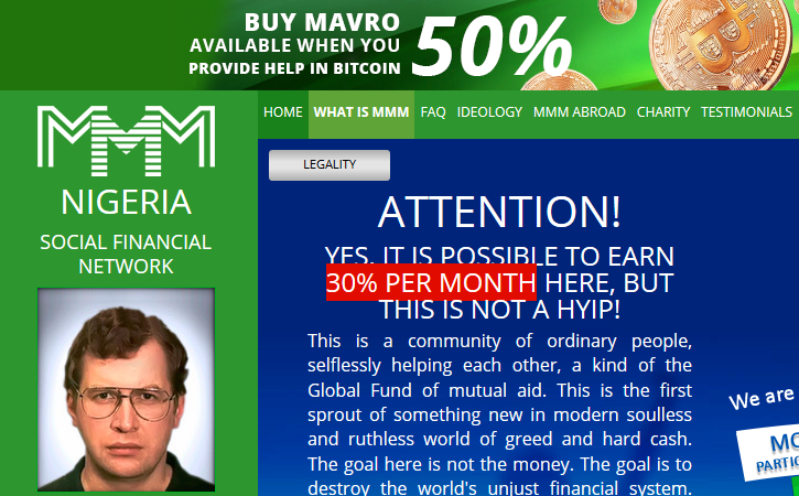 register in MMM nigeria
