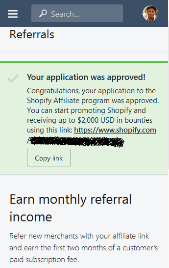 Shopify Affiliate Program - How to Make $2,000 from Each Signup