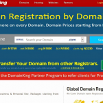 DomainKing.NG Coupon Code; 40% off on Web Hosting, Domain and SSL