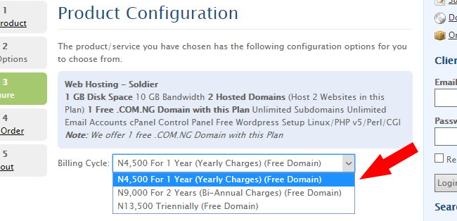 Domainking coupon code 40 off on web hosting domain and ssl step 3 on the checkout page you need review your order and create your new account then scroll down to promotional code section where you can use the fandeluxe Choice Image