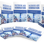 "I just released a brand new EBook called ""Facebook Ads Domination"""